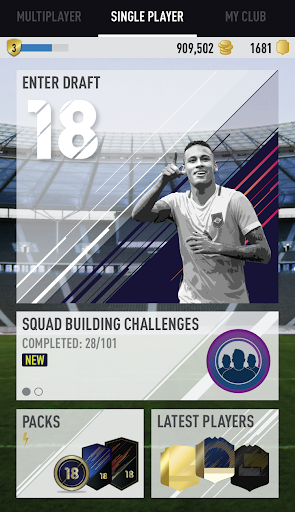 FUT 18 DRAFT by PacyBits ss 1