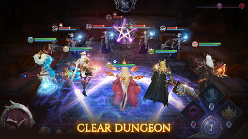 Fire Heroes Bring the war to the summoners world ss 1