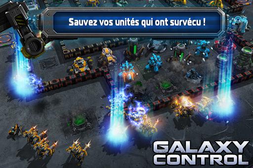 Galaxy Control Stratgie 3D ss 1