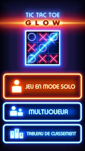 Glow Tic Tac Toe ss 1