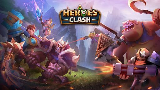 Heroes Clash – Zombies War ss 1