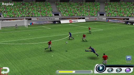 Ligue de football du monde ss 1