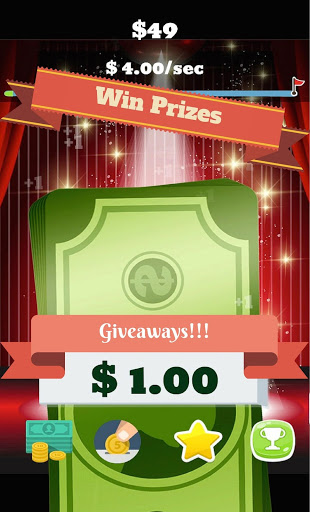 Money Click Game – Win Prizes Earn Money by Rain ss 1