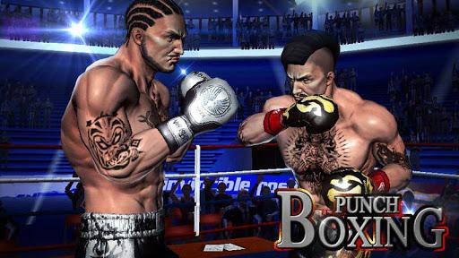 Perforer la Boxe – Boxing 3D ss 1