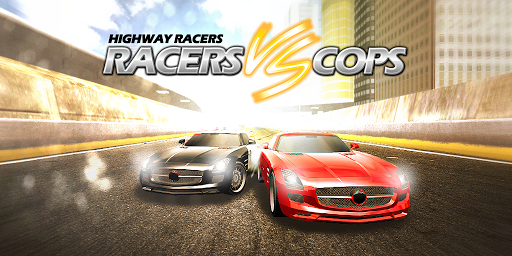 Racers Vs Cops Multiplayer ss 1