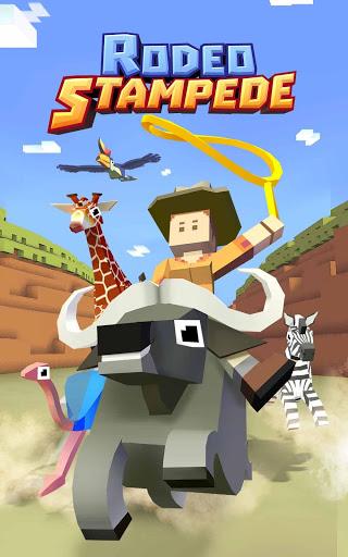 Rodeo Stampede Sky Zoo Safari ss 1