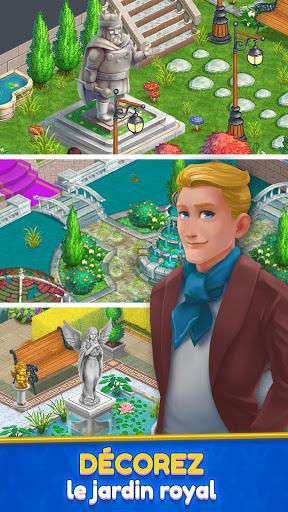 Royal Garden Tales – Puzzle et Design Match 3 ss 1