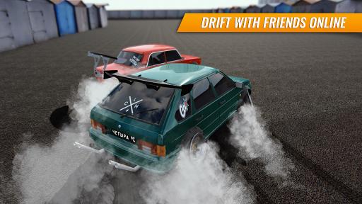 Russian Car Drift ss 1