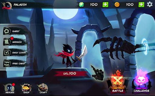 Shadow Stickman Fight for Justice ss 1