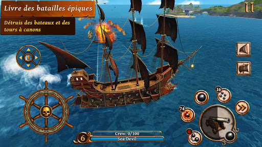 Ships of Battle Age of Pirates ss 1