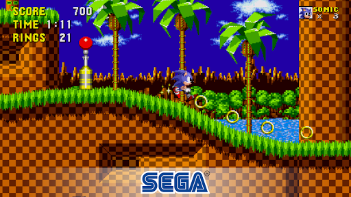 Sonic the Hedgehog Classic ss 1