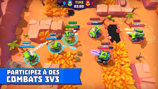 Tanks A Lot – Realtime Multiplayer Battle Arena ss 1