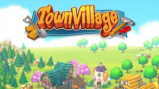 Town Village ferme commerce farm build city ss 1