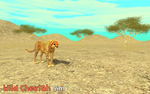 Wild Cheetah Sim 3D ss 1