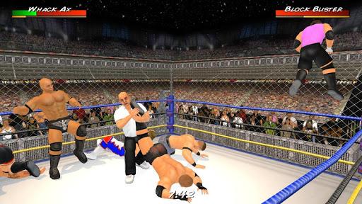 Wrestling Revolution 3D ss 1