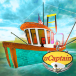 uCaptain- Sea Fishing Ship Simulator APK