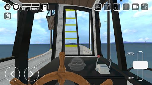 uCaptain- Sea Fishing Ship Simulator ss 1
