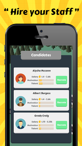 Business Founder – Startup Manager Game ss 1