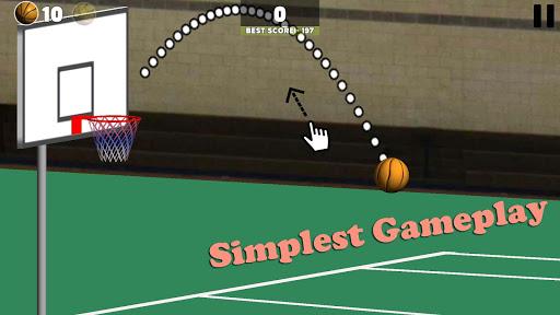 Basketball Shooting Game ss 1