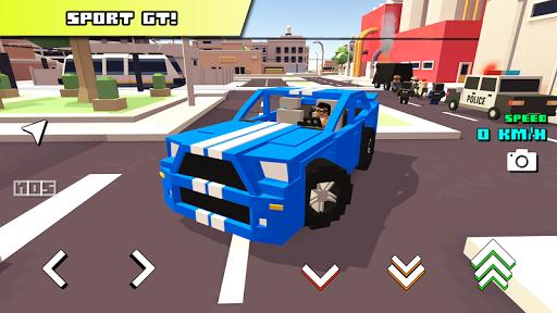 Blocky Car Racer ss 1
