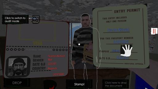 Border Officer ss 1
