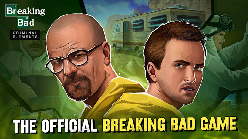 Breaking Bad Criminal Elements ss 1