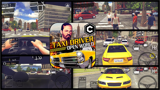 Crazy Open World Driver – Taxi Simulator New Game ss 1
