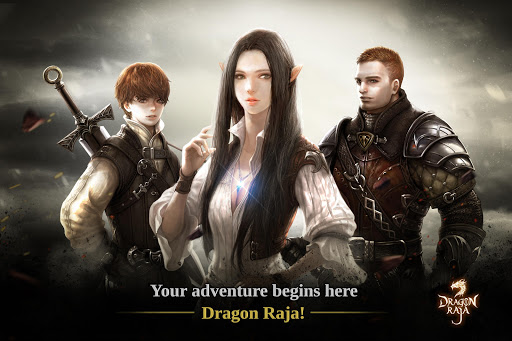 Dragon Raja Mobile ss 1