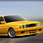 E30 Old Car Parking Simulation APK