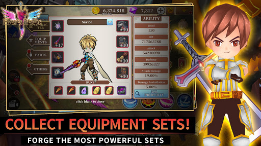 Endless Quest Hades Blade – Free idle RPG Games ss 1