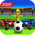 Happy Soccer League : Kids Electric Cars APK