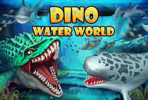 Jurassic Dino Water World-Monde de leau Dino ss 1