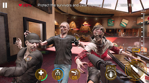 Kill Shot Virus Zombie FPS Shooting Game ss 1