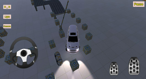Luxury Car Parking 3D ss 1