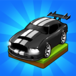 Merge Battle Car: Best Idle Clicker Tycoon game APK