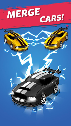 Merge Battle Car Best Idle Clicker Tycoon game ss 1