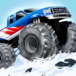 Monster Stunts — monster truck stunt racing game APK