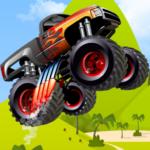 Monster Truck Hero APK