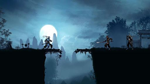 Ninja warrior legend of shadow fighting games ss 1