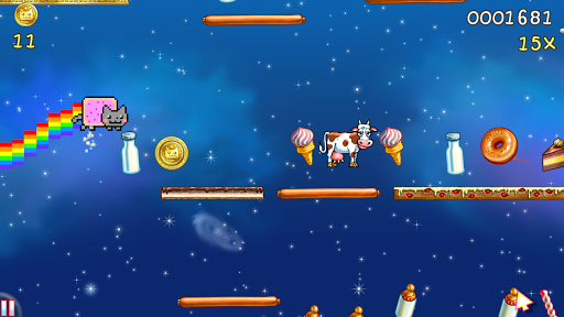 Nyan Cat Lost In Space ss 1