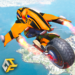 Real Flying Robot Bike Simulator APK