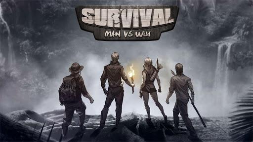 Survival Man vs. Wild – Island Escape ss 1