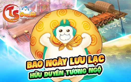 TS Online Mobile Huyn thoi turnbase RPG ss 1