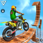 Tricky Bike Stunt Race 3d Racing – New Bike Games APK