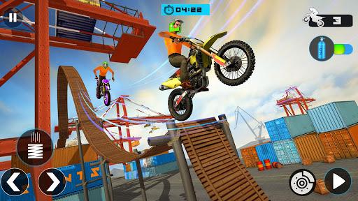 Tricky Bike Stunt Race 3d Racing – New Bike Games ss 1