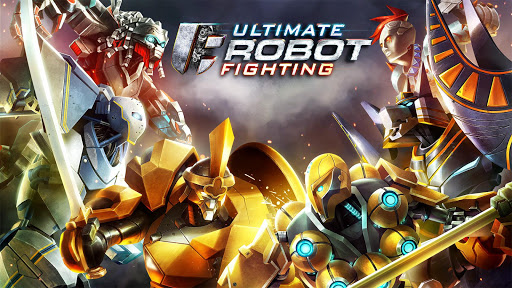 Ultimate Robot Fighting ss 1
