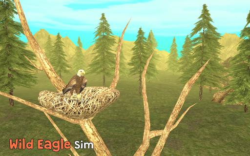 Wild Eagle Sim 3D ss 1