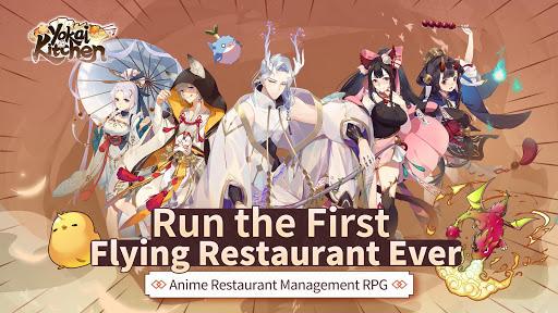 Yokai Kitchen – Restaurant Management RPG ss 1