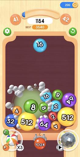 2048 Balls 3D ss 1