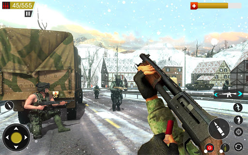 American World War Fps Shooter Free Shooting Games ss 1